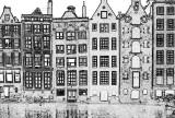 Buildings (photo-art)