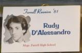 Rudy in 1981