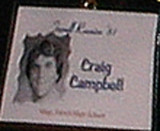 Craig in 1981