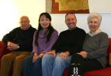 Perugian hosts!