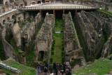 Colosseum floor