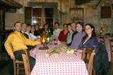 Trastevere dinner_0267