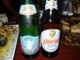 tasty Greek beers