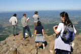 Hiking Shenandoah & drinking VA's wine