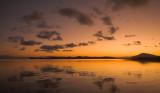 Dunk Island tropical sunset #2