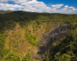 Barron Falls and Barron Gorge