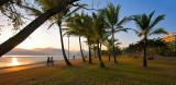 Cairns Esplanade at sunrise