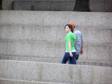 Couple at Water Gardens
