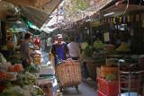 Lively market in BKK