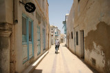 Cycling in Kairouan