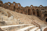 Amphitheater in El Djem
