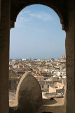 Windows view to Kairouan