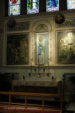 Lady Chapel, Statue of Mary