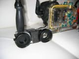 Lens Holders para duas lentes