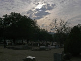 Cemetery & Sky