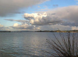 Clouds Over San Pablo Bay