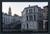 Venice, Fondamenta de le Prigioni and Ponte Di Rialto