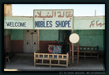 Nobles Shope at Qurna