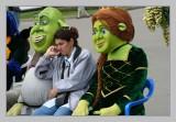Shrek is a wreck