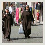 Ferocious nuns