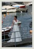 An Italian bride