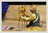 Midnight artist