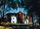 Church near Amecameca