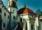 Church in Amecameca