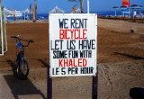 We Rent Bicycle