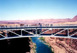 Navajo Bridge Jump