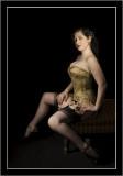 Mina La Fleur & the Gold Corset (Set 5) ...