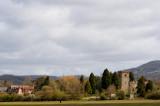 Colwall church and Park Farm