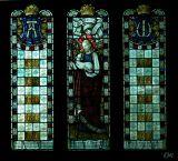 east window of St John's Church