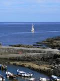 Porthscatho quay