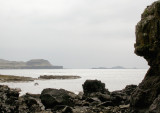 Treshnish Head from Mornish shore