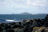 Treshnish Islands from foreshore