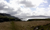 Gometra (end of Ulva) from uplands