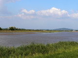 section of the Severn which is by-passed