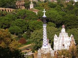 Park Guell - Gaudi gallery 1