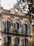 House near Casa Batlo in Paseo de Gracia