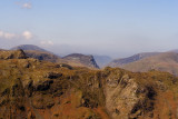 northwards from High Raise - a sample of dozens of views of the northern fells