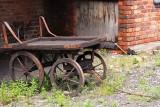 barrow - start of transition to iron wheels