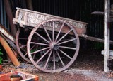 cart - traditional wheelwrights work