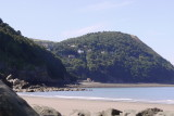 back to Lynton and Lynmouth from Sillery sands