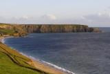 Gunwalloe beach & Helzephron cliffs