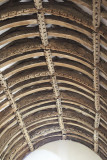 barrel ribbing probably also 16th century in the south aisle