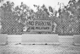 No Parking For Military