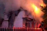 House Fire / Fischer near St Paul