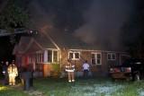 House Fire / Gitrie near Gratiot