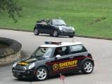 The Sheriff Drives a Mini!
